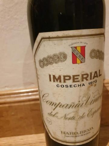 Vino Imperial C.V.N.E 1973