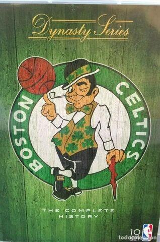 Oferton. . . . Boston Celtics(Dvd,  10 Discos