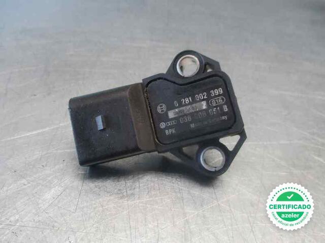 Febi bilstein 36116 sensor de presión presión de carga para VW