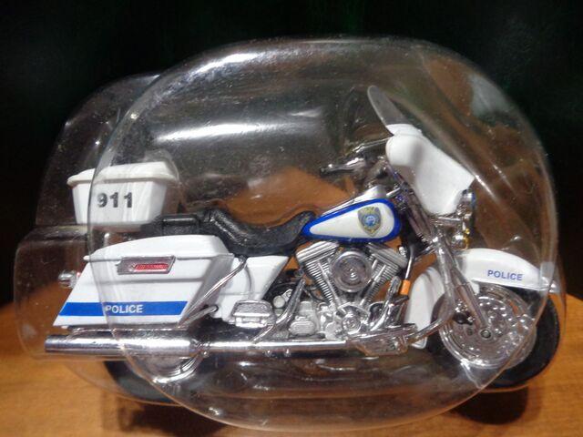 Harley Davidson – Milwaukee Police