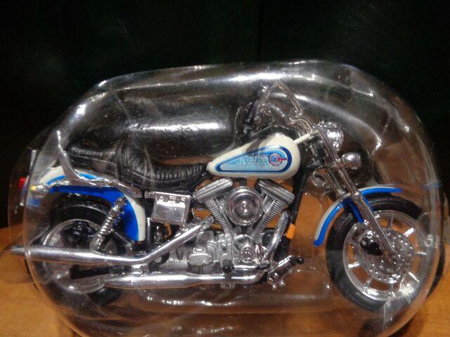 Harley Davidson – Xl 1200C  Sportster