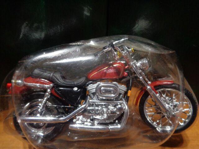 Harley Davidson – Escala 1/18