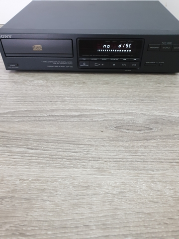 REPRODUCTOR SONY CDP-M26 - foto 4