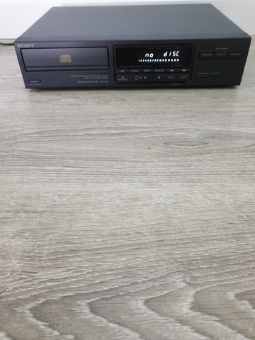 REPRODUCTOR SONY CDP-M26 - foto 6