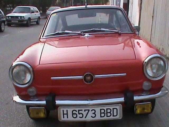 FIAT-SEAT - 850 COUPE - foto 1