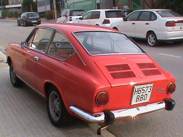 FIAT-SEAT - 850 COUPE - foto 4