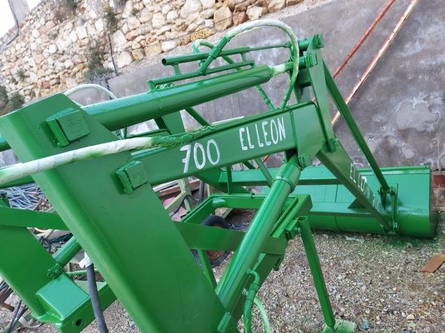 PALA EL LEON 700 - foto 2