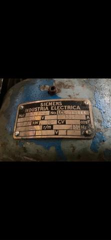 Motor Molino Triturador