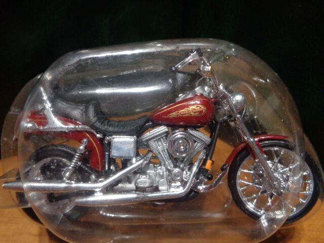 Harley Davidson – Fxdwg Dyna Wide Glide