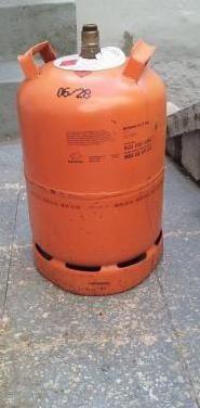2 Bombonas De Gas Vacías