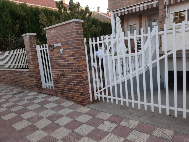 Puertas Y Rejas De Hierro