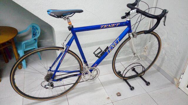 Bicicleta Carretera Aluminio  Campagnolo