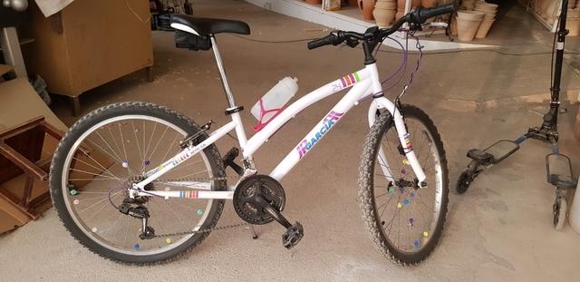 Bici De Niña 24\'\'