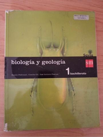 LIBROS DE 1º DE BACHILLERATO DE CIENCIAS - foto 2