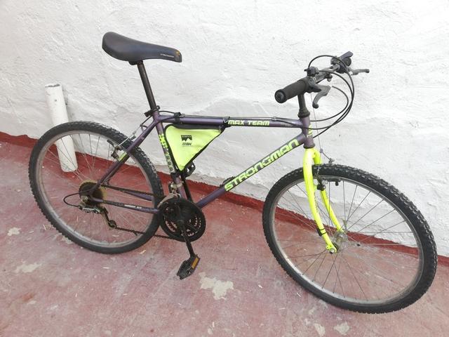 Bicicleta Mtb Montaña Llanta 26