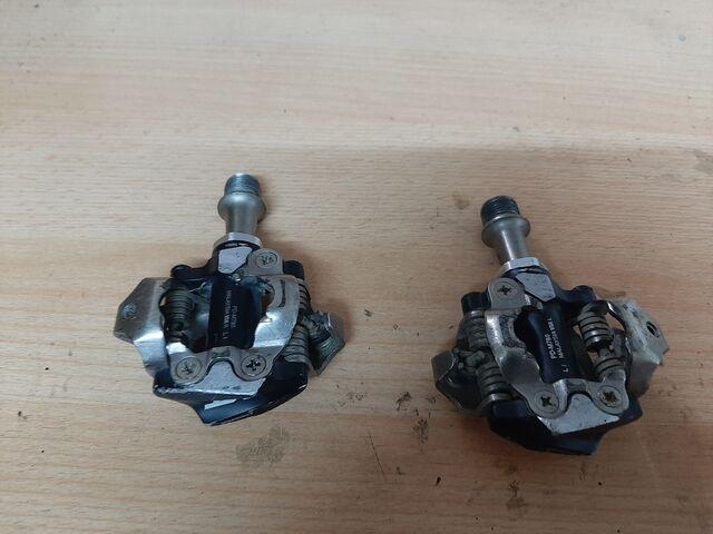 Pedales Shimano Xt Automáticos