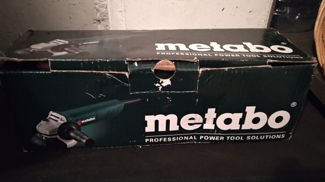 Radial Metabo