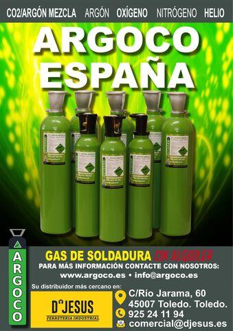Gas Para Soldadura Sin Alquiler