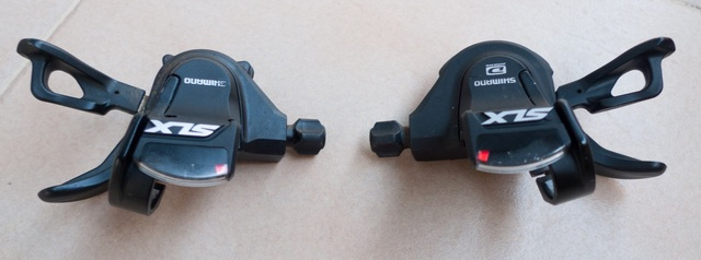 Mandos Shimano Slx 2-3X10 Vel.