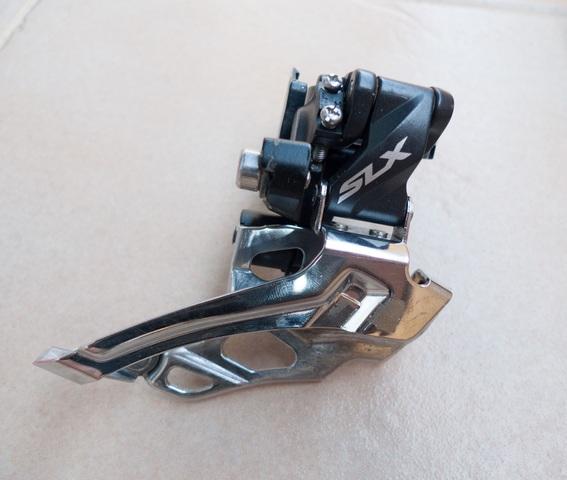 Desviador Shimano Slx Fd M676
