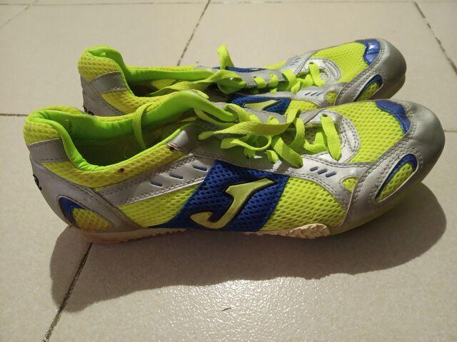 Zapatillas Clavos