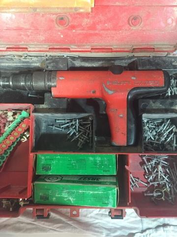 Pistola De Fulminantes Hilti Dx 350