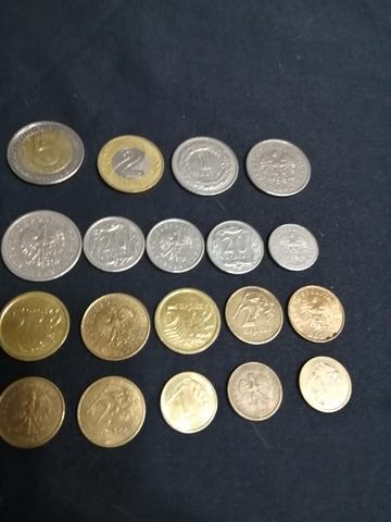 Lote De Monedas De Polonia
