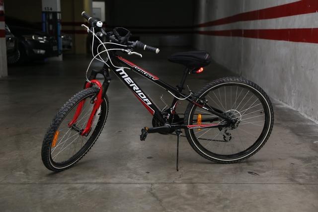 Bicicleta De Montaña 24 Pulgadas