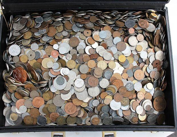 Compramos Sus Monedas,.Billetes Y Sellos