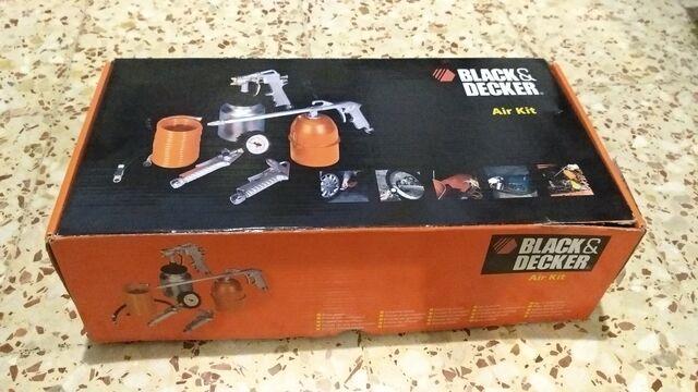 Kit Pistola De Pintar