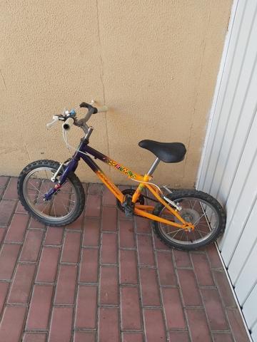 Bicicleta De Niño A Partir De 5 Años.