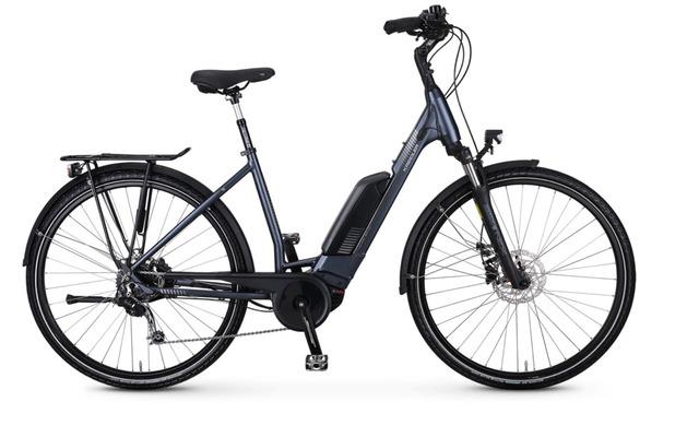 Bicicleta Eléctrica Con Motor Bosch Cx