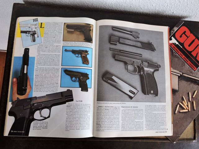 REVISTA ARMAS Y MUNICIONES Y GUN - foto 3