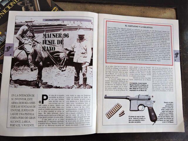 REVISTA ARMAS Y MUNICIONES Y GUN - foto 4