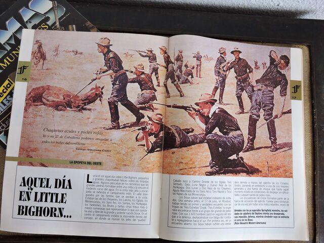REVISTA ARMAS Y MUNICIONES Y GUN - foto 5