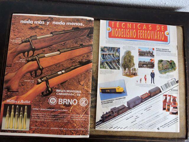 REVISTA ARMAS Y MUNICIONES Y GUN - foto 6