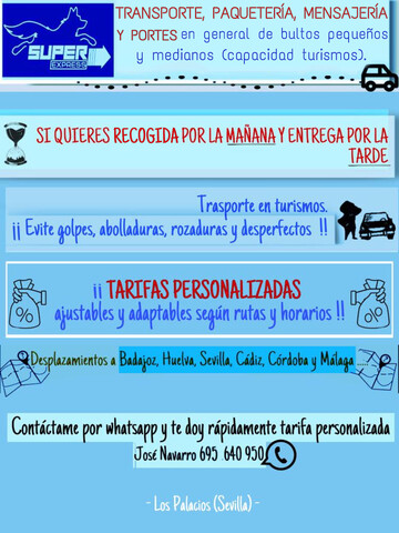 58.  PORTES - CHOFER CONDUCTOR PRIVADO - foto 1