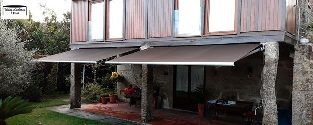 TOLDOS -  CUBIERTAS - CARPAS FIJAS - foto 2