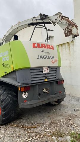 CLAAS JAGUAR 900 - foto 7
