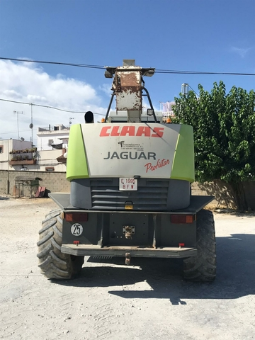 CLAAS JAGUAR 900 - foto 9