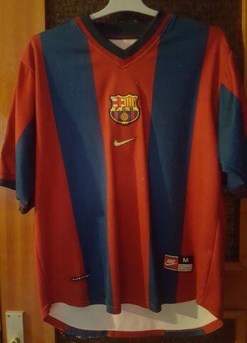 Camiseta Barça 98-99