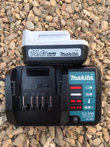 Cargador Y Batería Makita