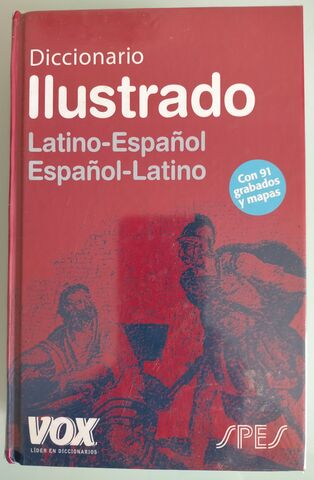 DICCIONARIO ILUSTRADO LATINO-ESPAÑOL VOX - foto 1