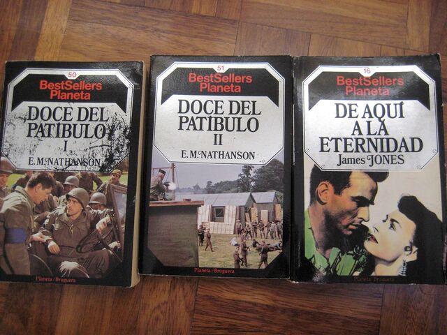 DE AQUÍ A LA ETERNIDAD+DOCE DEL PATÍBULO - foto 1