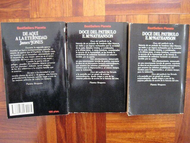 DE AQUÍ A LA ETERNIDAD+DOCE DEL PATÍBULO - foto 2
