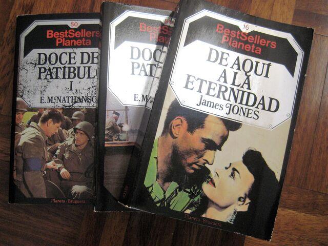DE AQUÍ A LA ETERNIDAD+DOCE DEL PATÍBULO - foto 6