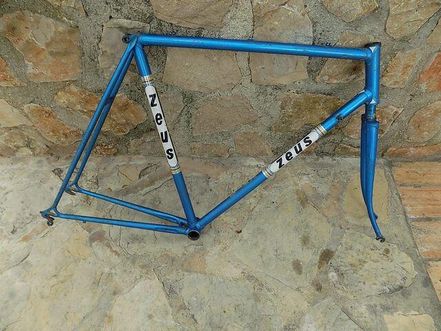 Cuadro Bicicleta Zeus