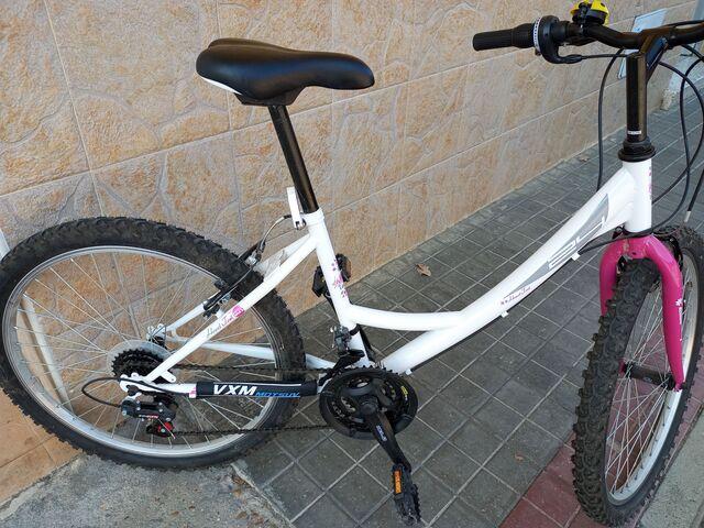 BICICLETA PARA NIÑA DE 24\\\\\\\\ - foto 4