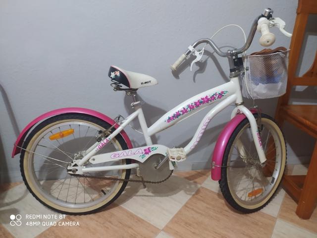 Vendo Bicicleta Marca Gala Como Nueva