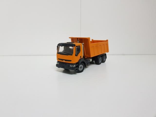 Joal Renault Kerax